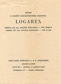 Logarex-Navod k pouziti 27602