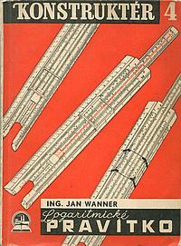 Wanner-Konstrukter-Logaritmicke pravitko